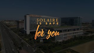 Solaire is Safe for You