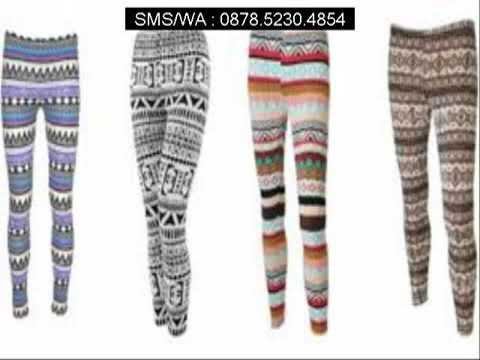 0878 5230 4854 Xl Jual Legging Injak Murah Youtube
