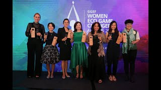 2019 GGEF Women Eco Game Changer Award Highlights