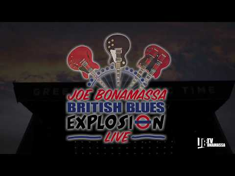 Joe Bonamassa - British Blues Explosion - Trailer