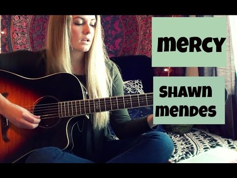 Mercy-Shawn Mendes Guitar Tutorial