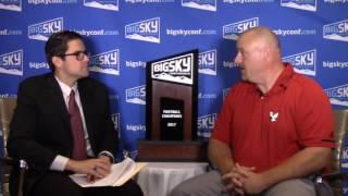 2017 #BigSkyFBKickoff: Coach Best Interview