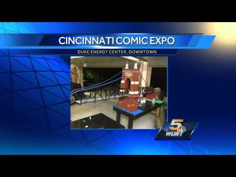 Comic enthusiasts unite for the 2014 Cincy Comic Expo