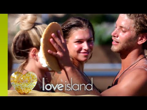 Snog, Marry, Pie Causes Trouble in Paradise | Love Island 2018