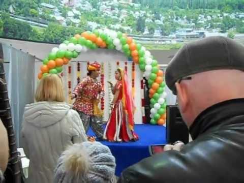 2nd Indian National Exhibition - Sale. Belgorod 27/02/2013