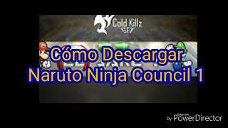 Descargar Naruto Ninja Council(Mediafire)para My Boy Android👍😸 sin virus+ APK de My Boy