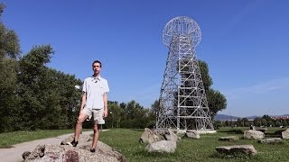 Wardenclyffe (Tesla) Tower world first replica