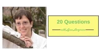 20 Questions by Lynn Lovegreen