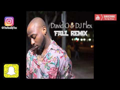 Davido & DJ Flex ~ Fall (Afrobeat / Moombaton Remix)