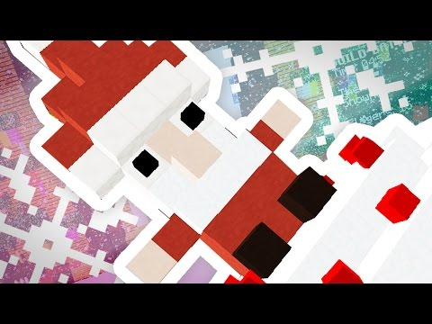 Thumbnail: HOW TO MAKE MINECRAFT MORE CHRISTMASSY!!!