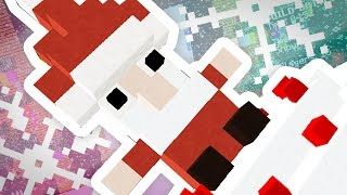 HOW TO MAKE MINECRAFT MORE CHRISTMASSY!!!