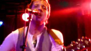 Wonderful World - James Morrison [Paradise Rock Club, 2/2/09]
