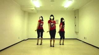 【Perfume】Magic of Loveをジャージで踊ってみた!【Mamume】 thumbnail