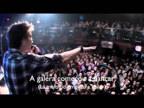 Michel Telo - Ai Se Eu Te Pego [En Español y Portugues - Ay si te cojo]