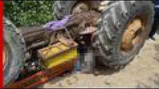 Adıyaman'da feci kaza! Devrilen traktörün altında feci şekilde hayatını kaybetti!
