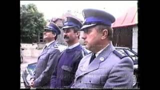Przekazanie radiowozu czarneńskiej policji lipiec 1996r