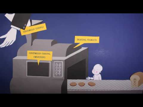 Commissaire européen à la Santé de bannir l'acrylamide de notre nourriture (sous-titres français)