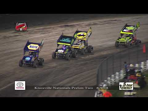 Knoxville Nationals Night #2  - August 9, 2018