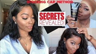 Download Secrets Revealed: STOCKING CAP METHOD (VERY DETAILED) ft. RPGHair 360 Lace Front Wig Mp3 and Videos