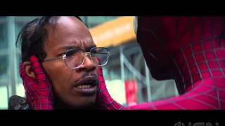 The Amazing Spiderman 2 first 4 minutes