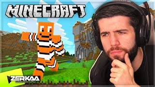 I Played MINECRAFT For The FIRST Time In 6 Years! (Minecraft)