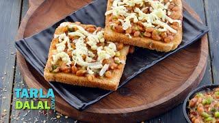 Beans On Toast By Tarla Dalal