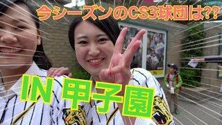 チャンネル登録よろしく!!! 甲子園でクライマックスシリーズに進出す...