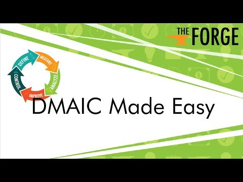DMAIC Made Easy