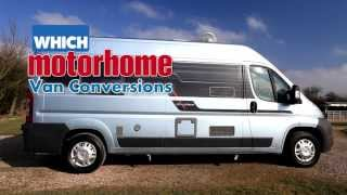 Van Conversion Review: Autocruise Rhythm (Which Motorhome Magazine)