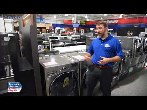 LG Steam Washer And Steam Dryer Review WM3770 & DLE3570