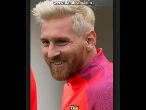 Lionel Messi Haircut 2017