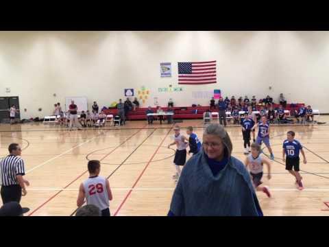 Fruita vs Caprock Academy: 8th Grade Boys A