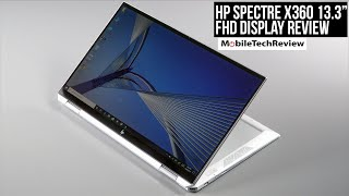 "Hp Spectre X360 13"" With Full Hd Ips Display Review (late 2019 Gem Cut)"