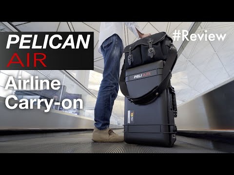 Pelican Air Carry-on 1535: I'm Finally Convinced!