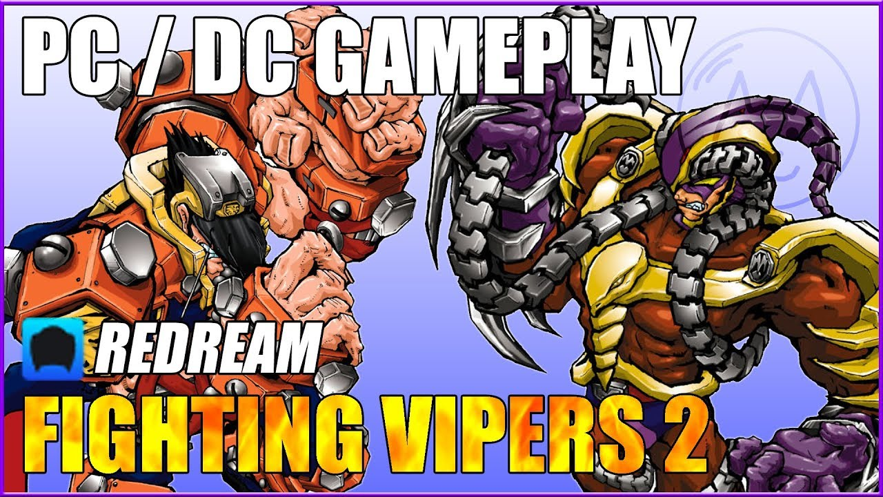 Steam Community :: Video :: Fighting Vipers 2 PC gameplay ReDream