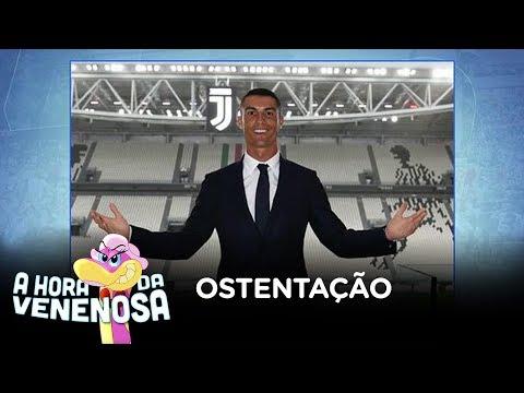 Cristiano Ronaldo deixa gorjeta de R$ 90 mil em hotel