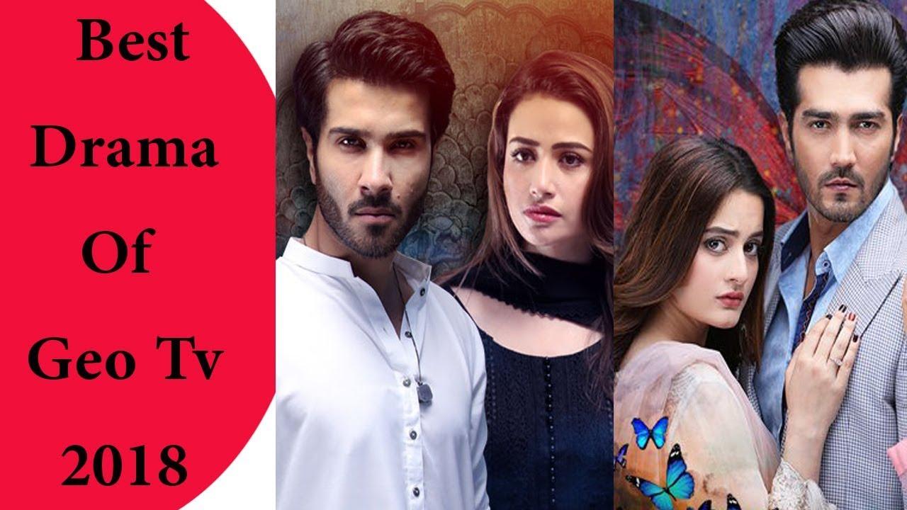 Top 10 Best Dramas Of Geo TV 2018 List || High Rated Pakistani Dramas
