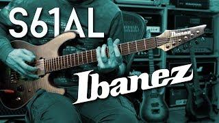 Ibanez SA61Axion Label - Review