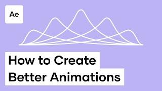 Comment Créer Facilement De Meilleurs Animations Dans Adobe After Effects