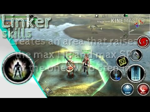 RPG Avabel Online - Linker Skill