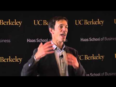 Peterson Series: Mark Tercek, CEO of the Nature Conservancy