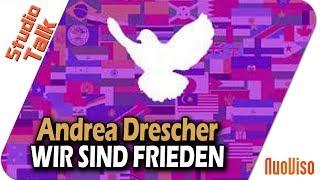 """""""Wir sind Frieden"""" - Andrea Drescher im NuoViso Talk"""