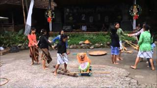 Kaulinan Barudak (Permainan Anak) Jawa Barat
