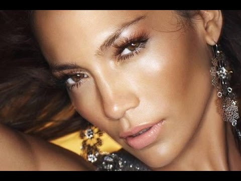 FULL JLO GLAM MAKEUP TUTORIAL