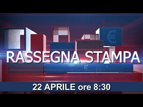 Rassegna stampa finanziaria 3 Maggio 2016из YouTube · Длительность: 13 мин47 с