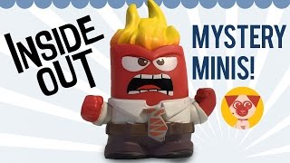 Inside Out Mystery Minis! Blind Box Opening Part 3