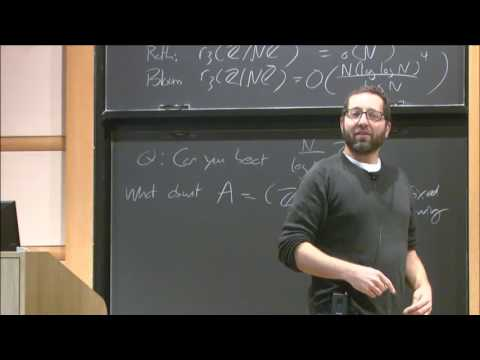 The polynomial method and the cap set problem - Jordan Ellenberg