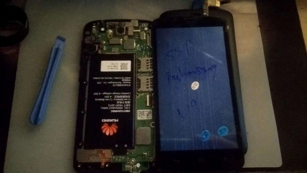 Lcd Huawei Honor Hol-u19