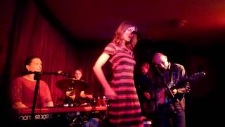 3 Tammy Payne - Territorial Din - at The Green note 16 - 06 - 2015