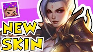 BOXBOX REACTING TO THE NEW RIVEN SKIN!